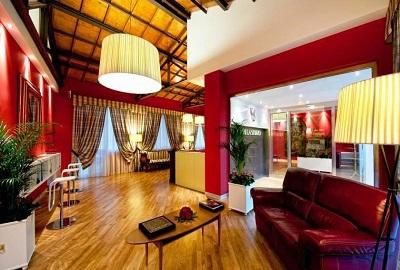 Caltagirone - Hotel Villa Sturzo