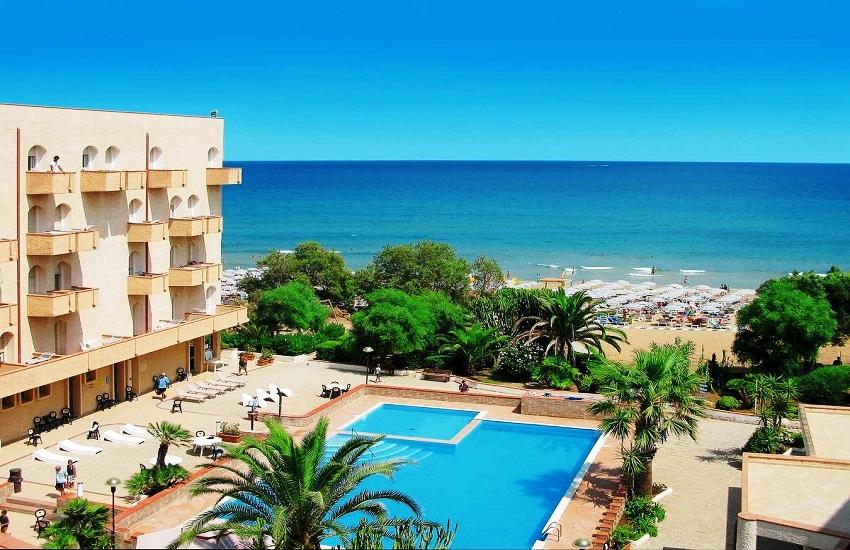 Hotel Sicilia Pensione Completa Sul Mare