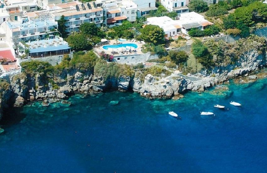 Lipari Hotel Giardino Sul Mare Viaggi Sicilia