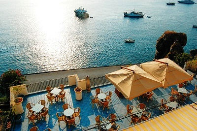 Lipari - Hotel Giardino sul Mare