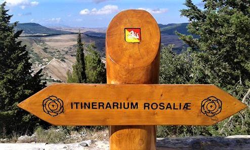 Sicilia - Cammino di Santa Rosalia - Itinerarium Rosaliæ